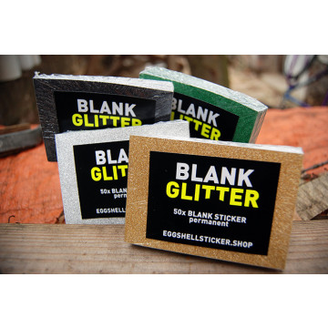 GLITTER STICKER PACKS